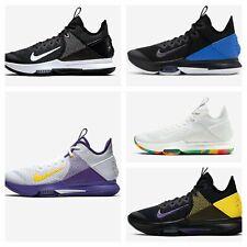 Nike Men's LeBron Witness IV Basketball Shoes BV7427 100% Authentic Free SHIP