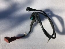 DUCATI  MONSTER 696 2009  STARTER RELAY AND CABLES OEM   - M696