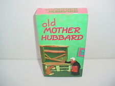 Old Mother Hubbard VHS Video Tape Movie