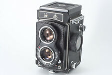 Seagull TLR camera s/n 20887440 w/ 75mm F3.5 lens + grid screen from Japan m044