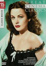 Great Cinema Classics - 15 Films (DVD) NEW