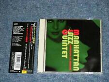 MANHATTAN JAZZ QUINTET Japan 1997 NM CD+Obi CONCIERTO DE ARANJUEZ TECW-20464