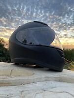 """Shoei Full Face""""Snell Certified""""Motorcycle helmet-XXL-QWEST(arai,rf1200,AGV,HJC)"""