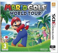 MARIO GOLF WORLD TOUR 3DS TEXTOS EN CASTELLANO NUEVO 3DS