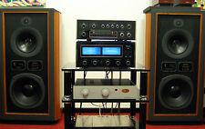 Legendary TANNOY KINGDOM 15 Loudspeakers PAIR