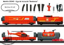 Märklin 29340 72219 My mundo H0 set de Iniciación bomberos y Feuerwehr-station
