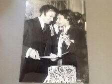 MARCEL MARCEAU - LE MIME MARCEAU  - Photo de presse originale 18x24cm