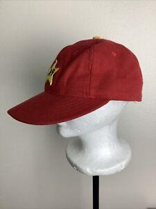 GEORGIA TECH x EBBETS FIELD FLANNELS Bobby/'s Cap Fitted Baseball Cap