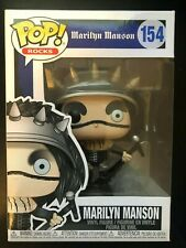 Funko Pop! Rocks Marilyn Manson #154 Free Shipping