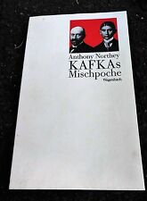 Kafkas Mischpoche von Anthony Northey 1988 Verlag Klaus Wagenbach
