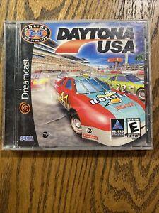 Daytona USA (Sega Dreamcast). CIB!