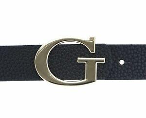GUESS SG774162 Camy Slg Reversibel Gürtel Leder Damengürtel