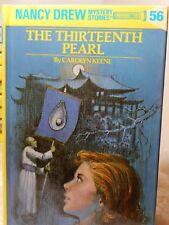 Nancy Drew Mystery The Thirteenth Pearl by Carolyn Keene #56 2000