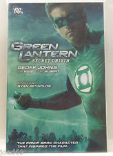 Green Lantern Secret origin DC Geoff Johns comic book