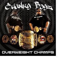 Chunky Boyz Overweight Champs Audio CD