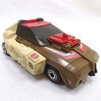 Chromedome G1 Transformer Figure Vintage Toy Hasbro (Missing Parts)