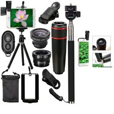 10 in 1 Accessories Phone Camera Lens Top Travel Kit For Mobile Smart CellPhone