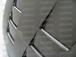 93-98 Toyota Supra TS-Style Seibon Carbon Fiber Body Kit- Hood!!! HD9398TYSUP-TS