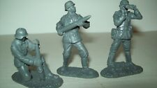 Complete set of Classic Toy Soldiers Ww2 German soldiers, the Artillery group