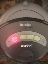 iRobot Roomba Discovery SE - Gray - Robotic Vacuum Cleaner