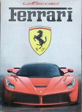 Ferrari LaFerrari Geneva press kit only brochure magazine NO DVD NO USB