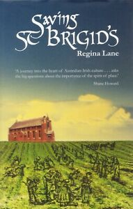 Saving St Brigid's by Regina Lane BOOK History Victoria Tower Hill Catholic