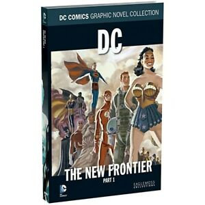 °JUSTICE LEAGUE THE NEW FRONTIER PART 1 DC COMICS GRAPHIC NOVEL SAMMLUNG° #46