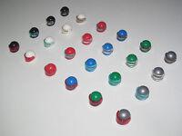 Lego ® Accessoire Minifig Casque Pilote Visière Helmet Choose Color 2446 30124