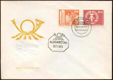 Germany PF German & Colonies Cover Stamps