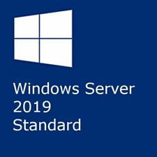 Windows Server 2019 Standard - 64 bits - Multilingual - ESD (Digital Delivery)