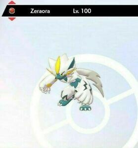 SHINY ZERAORA + SHINY MEW 6IV Pokemon Sword & Shield Fast Delivery Trading Now