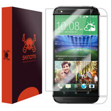 Skinomi TechSkin - Clear Full Body Skin & Screen Protector for HTC One M9