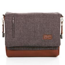 ABC Design Wickeltasche Tasche Urban mit Wickelauflage und Flaschenwärmer Walnut