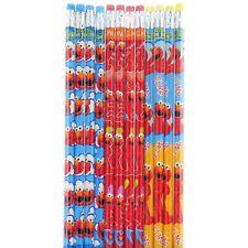 Sesame Street Elmo Pencils 2 Pack (12 each pack)