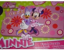 Disney Minnie Foam Puzzle Jigsaw Bath Toy Girls Gift Activity Fun Children