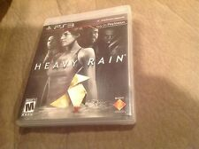 Heavy Rain - Playstation 3 Game