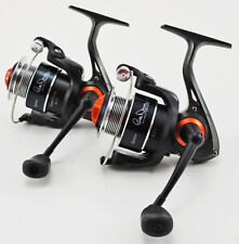 (LOT OF 2) QUANTUM BILL DANCE BDCSP20C 4 BB SPINNING REEL NO BOX 21-39537