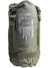 Army Schlafsack Ultra-Lite Ranger BW Bundeswehr US Nato Oliv Grün Grau leicht