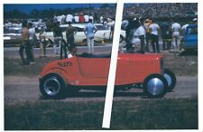 1960s Drag Racing-1932 Ford B/Roadster-1st NHRA U.S. Nationals at INDY
