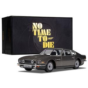 Corgi James Bond Aston Martin V8 Vantage CC04805 No Time To Die Die-Cast Car Toy