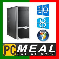 INTEL Core i7 7700 Max 4.2GHz DESKTOP COMPUTER 4GB DDR4 500G HDMI Quad Gaming PC