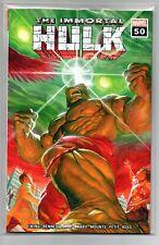 The Immortal Hulk (Marvel comics, 1st printings) series choice of issue
