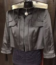 Polyester Bolero, Shrug Dry-clean Only Coats & Jackets for Women