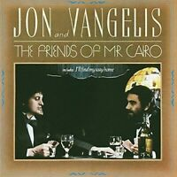 The Friends of Mr. Cairo by Jon & Vangelis CD:LIKE NEW/FREE SHIPPING