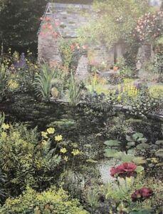 Summer Garden Artist Elaine Broadley