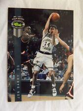 "NBA CARD - Classic - "" Draft Pick Collection "" - Jon Barry - Boston"