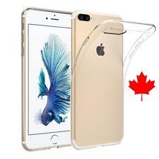"""iPhone 8 PLUS Case (5.5 """" Screen) - Superior / Best Quality Clear TPU Gel Case"""