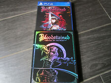 NEW Bloodstained: Ritual Of The Night (PS4 / Kickstarter Edition) Video Game