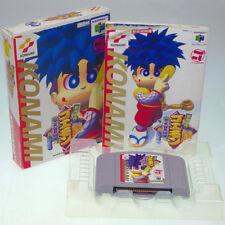Ganbare Goemon Neo Momoyama N64 Nintendo 64 Japan Import Konami Complete NTSC-J