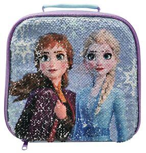 Frozen II Sequin Reveal Lunch Bag